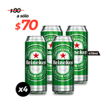 Promo 4 Heineken Lata