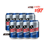 Promo 8 Tecate Light