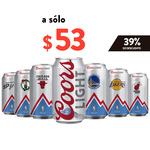 Promo 6 Coors Light