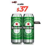 Promo 2 Heineken Lata