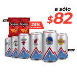 NBA con Coors Light