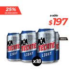 Promo 18 Tecate Light